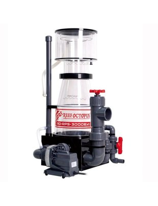 "Reef Octopus SRO-3000EXT In-Sump Protein Skimmer (8"", 200-400Gal) Reef Octopus"