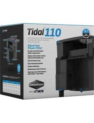 Seachem Tidal HOB Power Filter 110 - Seachem