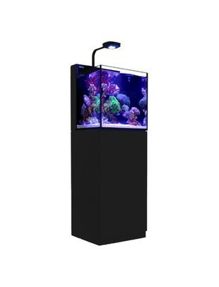 Red Sea MAX Nano Reef Aquarium System (20G, Black) Red Sea
