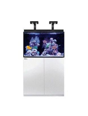 Red Sea Max-E 170 Complete LED Reef Aquarium System (45G, White) Red Sea
