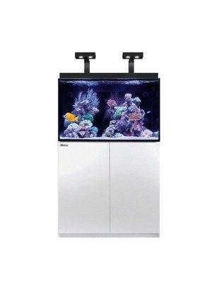 Red Sea Max-E 170 Complete LED Reef Aquarium System (45G, White) Red Sea