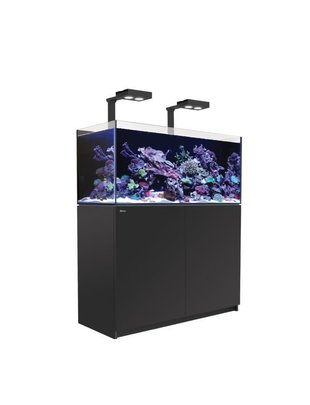 Red Sea Reefer XL 425 Aquarium (112G, Black) Red Sea