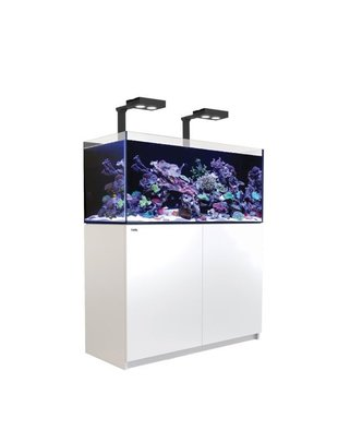 Red Sea Reefer XL 425 Aquarium (112G, White) Red Sea