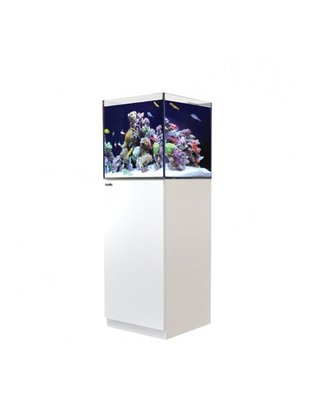 Red Sea Reefer Nano Aquarium System (28G, White) Red Sea
