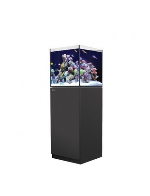 Red Sea Reefer Nano Aquarium System (28G, Black) Red Sea