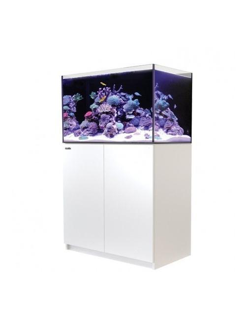 red sea reefer 250 aquarium system 65 gallon white glass