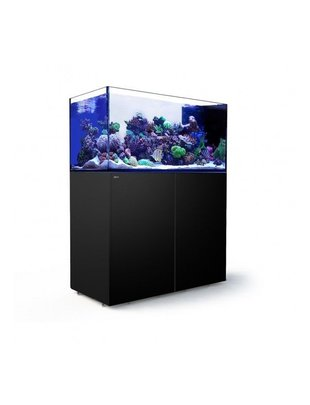Red Sea Reefer Peninsula 500 Aquarium (105G, Black) Red Sea