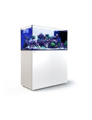 Red Sea Reefer Peninsula 500 Aquarium (105G, White) Red Sea