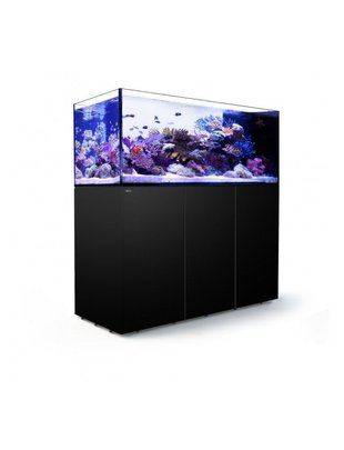 Red Sea Reefer Peninsula 650 Aquarium System (140G, Black) Red Sea