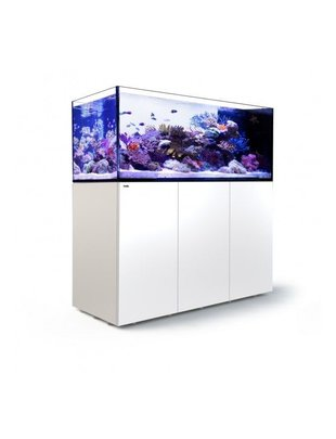 Red Sea Reefer Peninsula 650 Aquarium System (140G, White) Red Sea