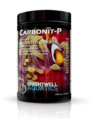 BrightWell Aquatics Carbonīt-P Premium Aquarium Pelletized Carbon (500g) Brightwell Aquatics