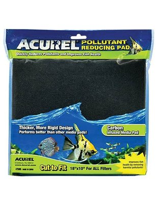 "Acurel Activated Carbon Media Pad (10""x18"") Acurel"