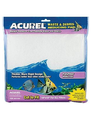 "Acurel Poly Filter Fiber Pad (10""x18"") Acurel"