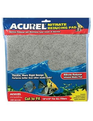 "Acurel Nitrate Reducing Filter Media Pad (10""x18"") Acurel"
