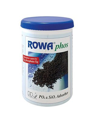 D-D Aquarium Solutions Rowaphos GFO Phosphate Remover Media (1000ml) D-D