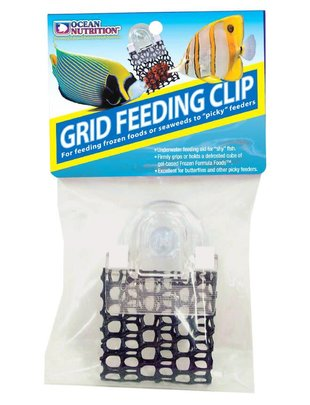 Ocean Nutrition Grid Feeding Clip - Ocean Nutrition
