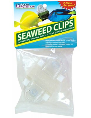 Ocean Nutrition Seaweed Clips (2 pack) Ocean Nutrition