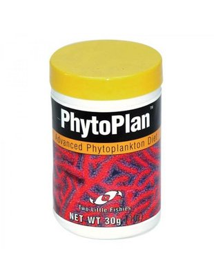 Two Little Fishies PhytoPlan Freeze-Dried Phytoplankton (30g) Two Little Fishies