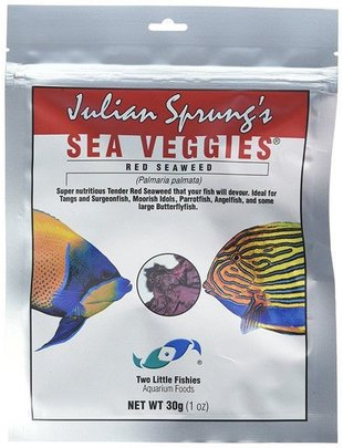 Two Little Fishies Julian Sprungs SeaVeggies Red Seaweed - Two Little Fishies