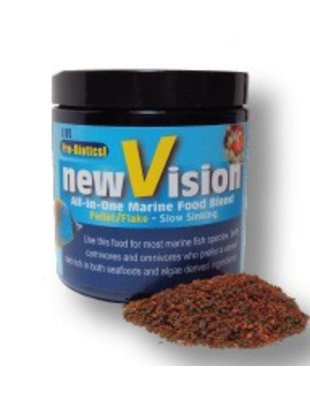 V2O Foods New Vision All-In-One Pellet/Flake Blend - V2O Life