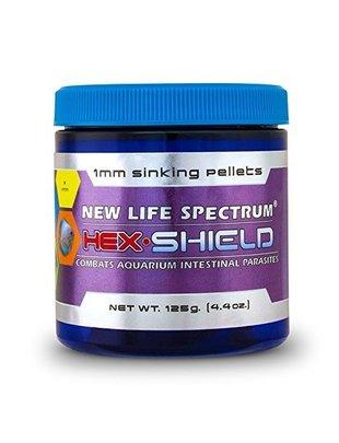New Life Spectrum Hex Shield Sinking Pellet Salt/Fresh - New Life Spectrum