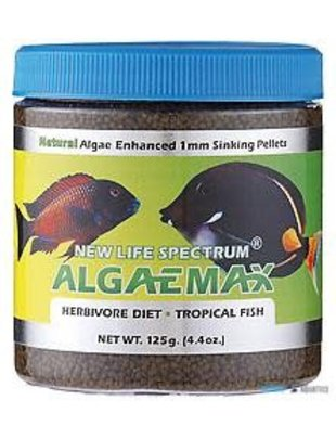 New Life Spectrum AlgaeMAX Algae Enhanced Pellet - New Life Spectrum