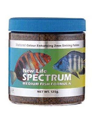 New Life Spectrum Large Fish Formula 3mm Sinking Pellet Salt/Fresh - New Life Spectrum