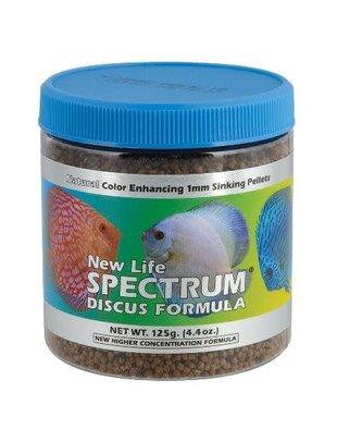 New Life Spectrum Discus Formula 1mm Sinking Pellet Fresh - New Life Spectrum