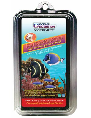 Ocean Nutrition Red Marine Algae Seaweed Sheets - Ocean Nutrition
