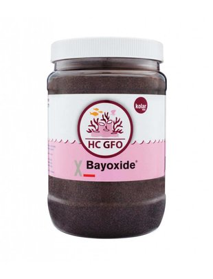 Kolar Labs Bayoxide E33 High Capacity GFO Phosphate Remover Media (800g) Kolar Labs