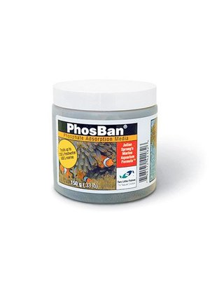 Two Little Fishies PhosBan GFO Phosphate Remover Media (454g) Two Little Fishies