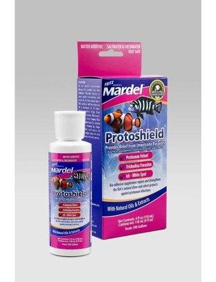 Fritz Aquatics Fritz Mardel Protoshield Treatment (4 oz) Glass Aquatics