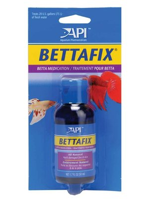 API API Bettafix Betta Fish Treatment (1.7oz) Glass Aquatics