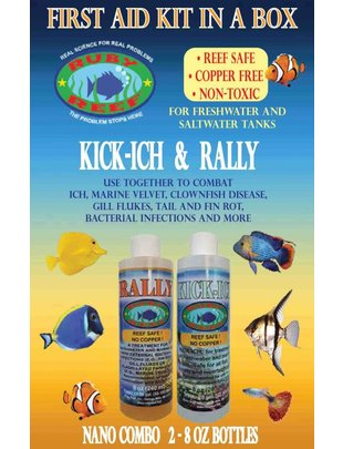 Ruby Reef Kick-Ich & Rally Combo Pack - Ruby Reef