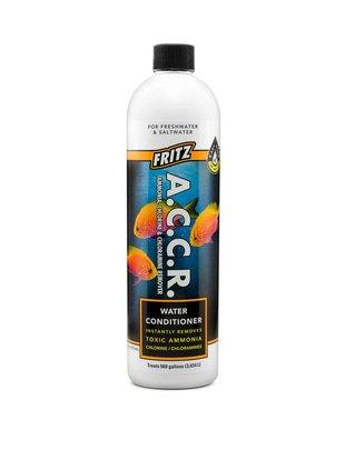 Fritz Aquatics ACCR Liquid - Ammonia Remover and Water Conditioner - Fritz