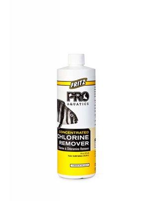 Fritz Aquatics Pro Concentrated Chlorine Remover - Fritz