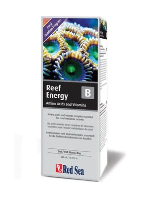 Red Sea Reef Energy B (Amino & Vitamins) Red Sea