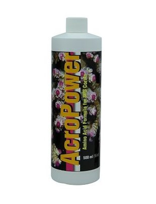 Two Little Fishies Acropower Amino Acid Formula for Corals - Two Little Fishies