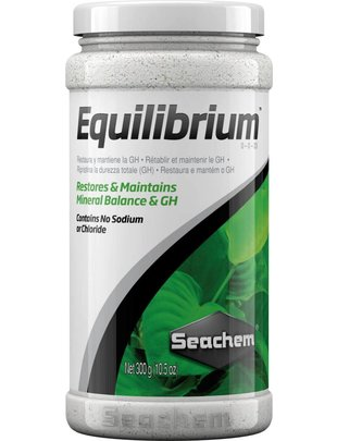 Seachem Equilibrium - Mineral Supplement (300g) Seachem