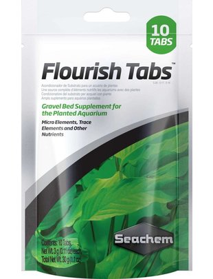Seachem Flourish Tabs (10 tabs) Seachem
