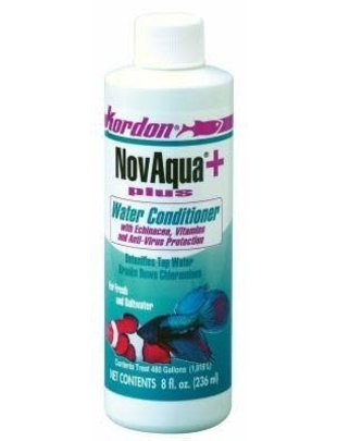 Kordon Novaqua Plus - Instant Water Conditioner (16oz) Kordon