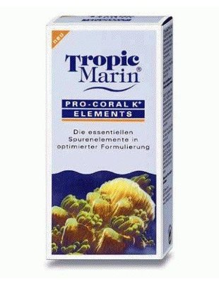 Tropic Marin Pro-Coral K+ Elements (200mL) Tropic Marin