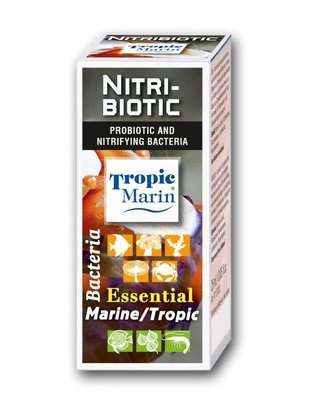 Tropic Marin Nitri-Biotic Nitribiotic Probiotic and Nitrifying Bacteria (25mL) Tropic Marin