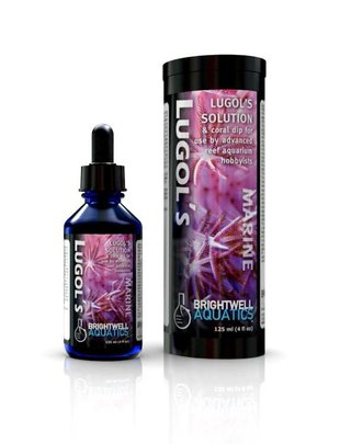BrightWell Aquatics Lugol's Solution Iodine / Iodide Supplement (30ml) Brightwell Aquatics
