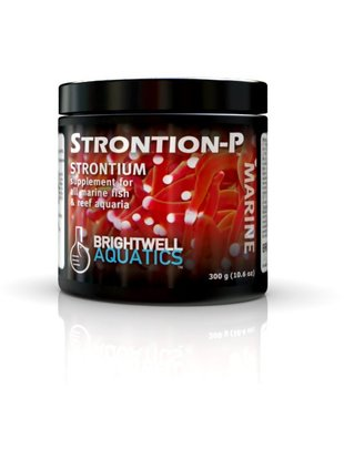 BrightWell Aquatics Strontion-P Powder Stonrium Suppment (150g) Brightwell Aquatics