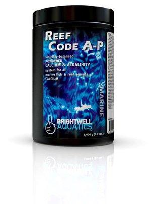BrightWell Aquatics Reef Code A-P Powder Balanced Calcium & Alalinity System (Calcium, 500g) Brightwell Aquatics
