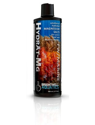 BrightWell Aquatics Hydrat-Mg Hydrated Magnesium Salt (500ml) Brightwell Aquatics