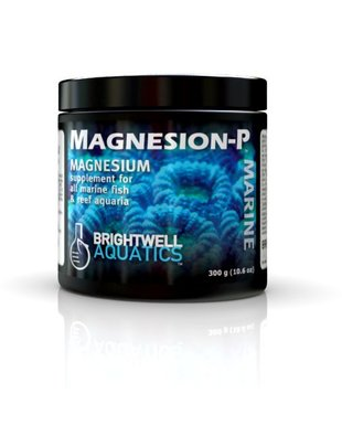 BrightWell Aquatics Magnesion-P - Dry Magnesium Supplement for Reef Aquaria (14oz) Brightwell Aquatics