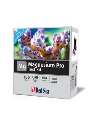 Red Sea Magnesium Pro Test Kit (Mg) Red Sea