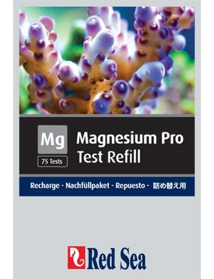 Red Sea Magnesium Pro Reagent Refill Kit (Mg) Red Sea